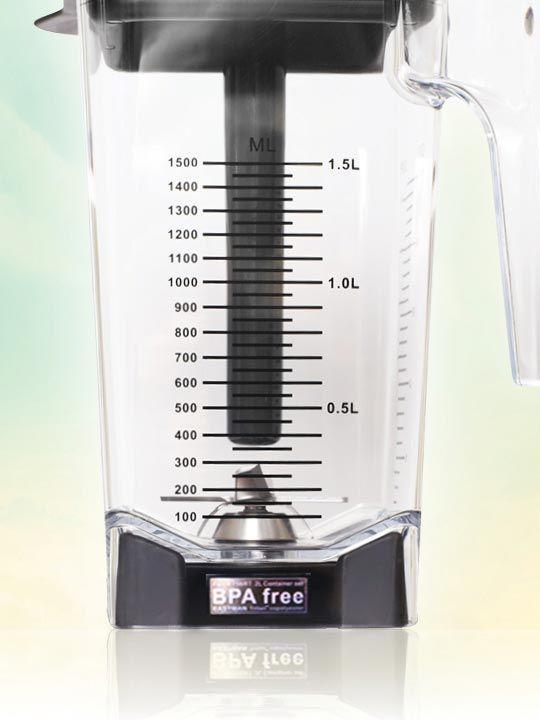 OmniBlend Australia 1.5 Litre Eastman Tritan BPA Free Jug Image