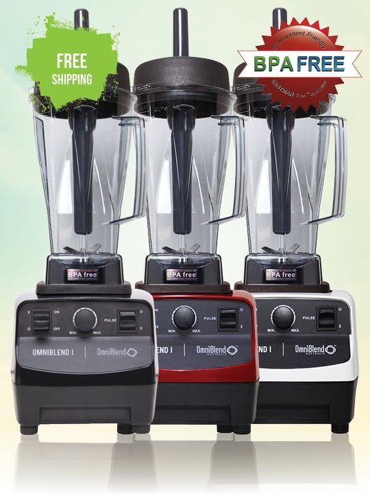OmniBlend V 1.5 Litre ONYX BPA Free Image 2