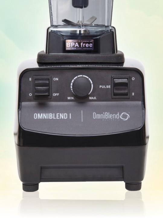 OmniBlend I 2 Litre Pro ONYX BPA Free Image 2