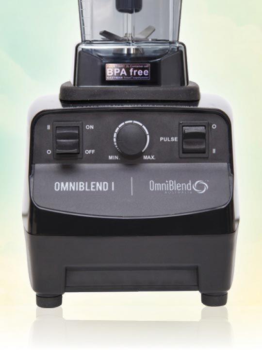 OmniBlend I 2 Litre Pro ONYX BPA Free Image