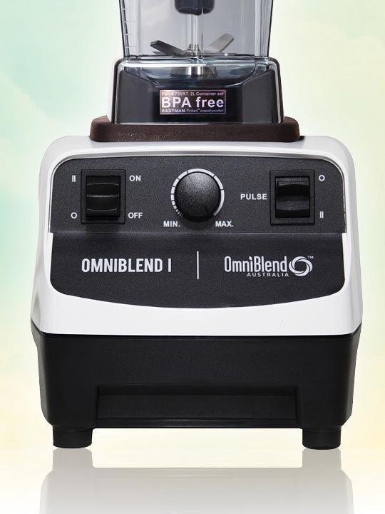 OmniBlend V 2 Litre Pro MILK BPA Free Image