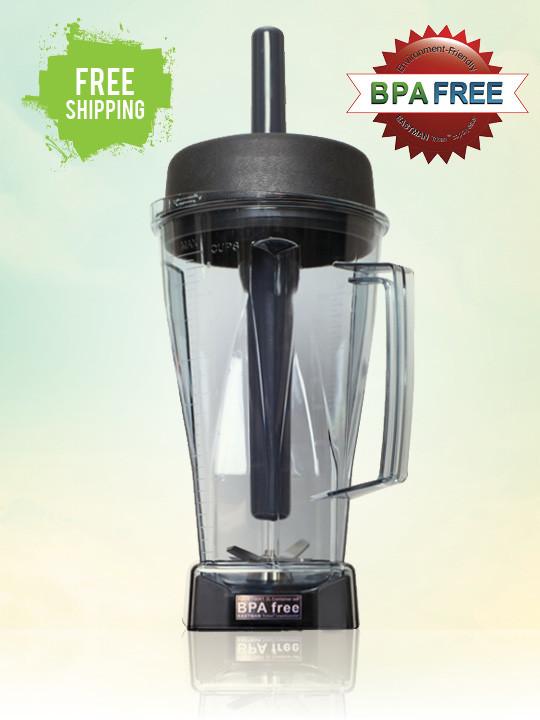OmniBlend Australia 2 Litre Pro Eastman Tritan BPA Free Jug Image
