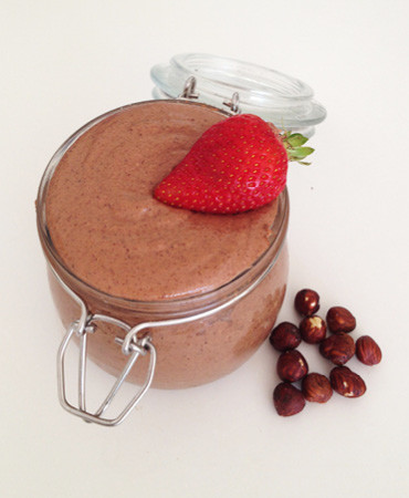 OmniBlend Australia Healthy Nutella Recipe Image