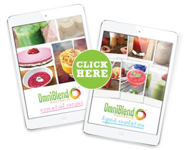 OmniBlend Australia Powered by JTC Free Recipe eBooks Essential Recipes Liquid Revolution