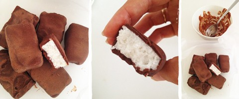 Bounty Bar Blog Recipe