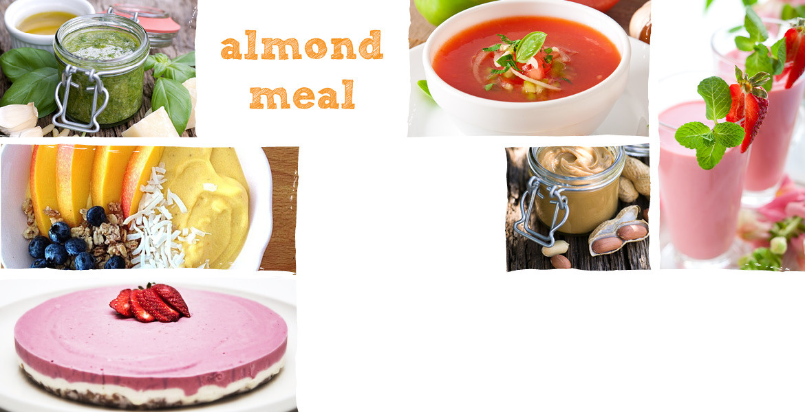 OmniBlend Australia JTC What Can it Make Almond Meal Text Slider Image