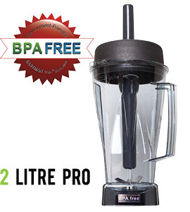 OmniBlend Australia Powered by JTC 2 Litre Pro BPA Free Jug Comparison