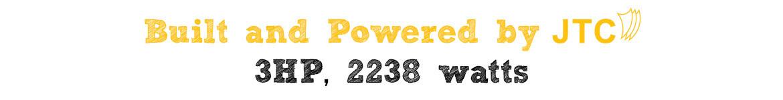JTC OmniBlend Australia 3HP 2238 Watts