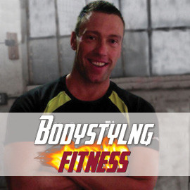 Marc at Bodystyling Fitness OmniBlend Australia Our Friends