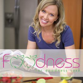 Foodness for Goodness Sake Jenine Parkinson OmniBlend Australia Friend Image