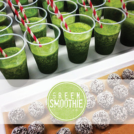 Green Smoothie Co. www.greensmoothieco.com OmniBlend Australia Affiliate Image