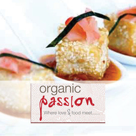 Organic Passion catering www.organicpassioncatering.com Anthea Our Friends OmniBlend Australia Image