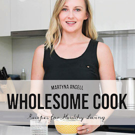 Our Friends Martyna Angell  Wholesome Cook  http://wholesome-cook.com