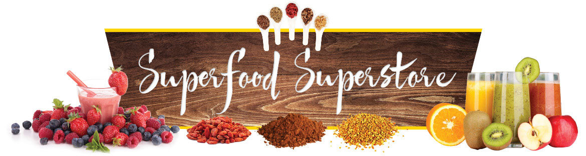 OmniBlend Australia Superfood Superstore Banner