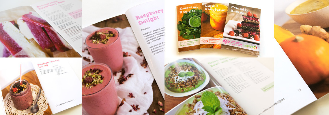Free Blender Recipe Books