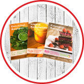 Mini Portals Free Hard Copy Recipe Books
