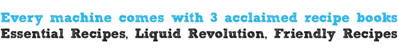 OmniBlend Australia Free Recipe eBooks Essential Recipes and Liquid Revolution Slider Image