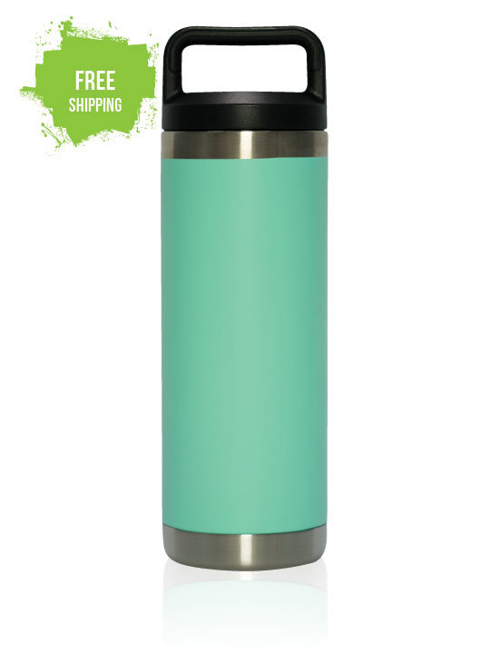 Eco Cup 550ml - Double Wall Vacuum Insulated