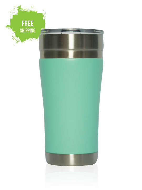 Eco Cup 500ml - Double Wall Vacuum Insulated